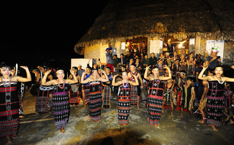 Ta Lang village – an attractive community – based tourism destination of Quang Nam province