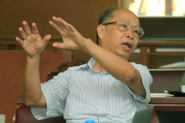 Phó Giáo sư-Tiến sỹ Trần Đức Thanh
