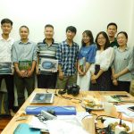 Training course on the research and conservation of tortoises and freshwater turtles in Vietnam