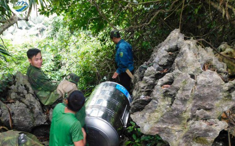 Tăng cường hiệu quả bảo vệ và phục hồi quần thể Voọc mông trắng (Trachypithecus delacouri) ở Kim Bảng, Hà Nam