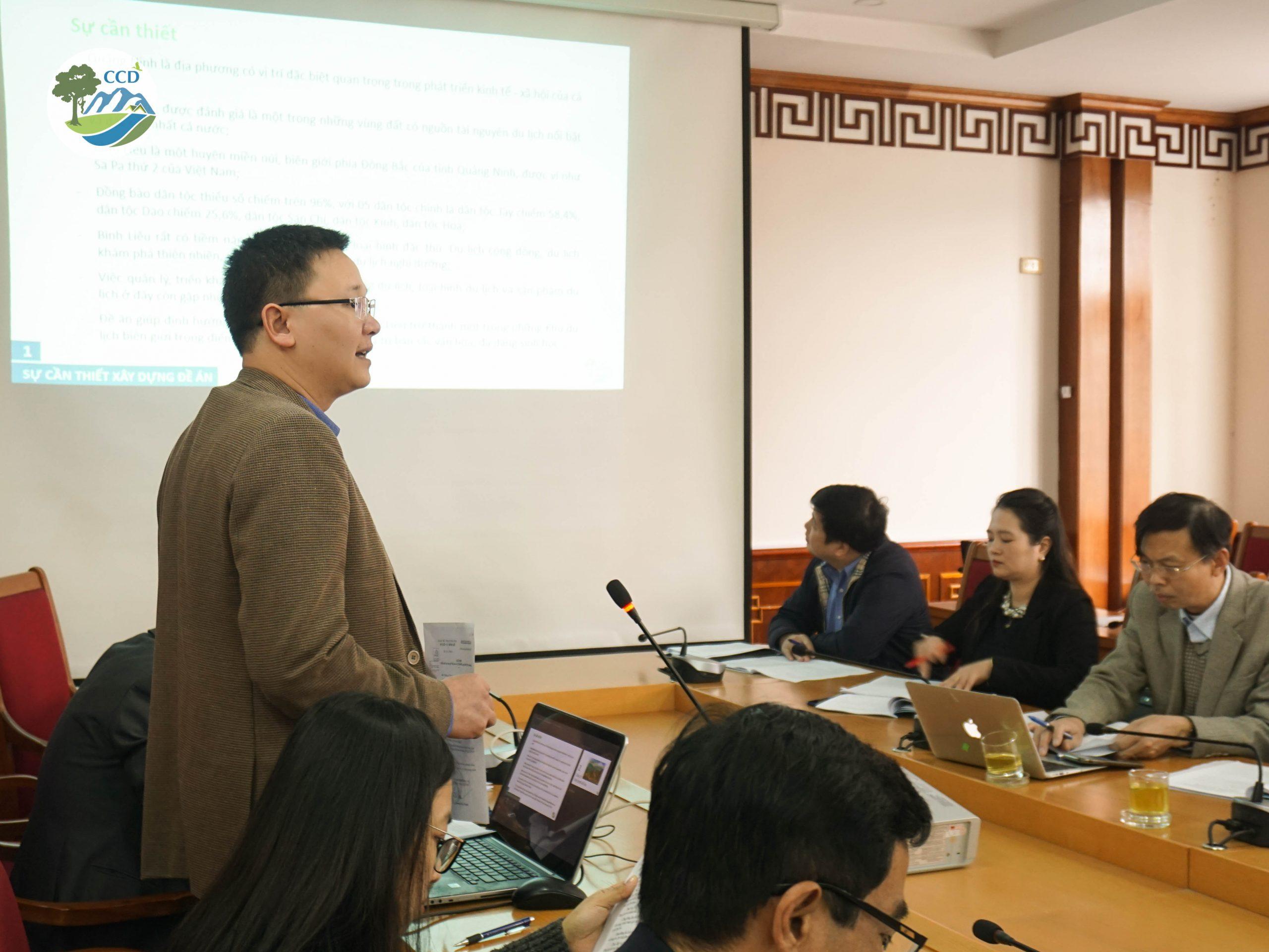 Seminar to outline a tourism development plan for Binh Lieu district to 2025, vision to 2030